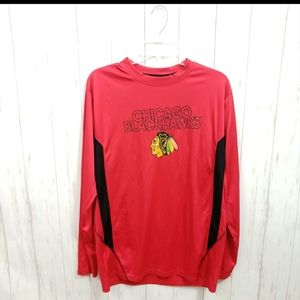 Chicago Blackhawks NHL Long Sleeve Shirt